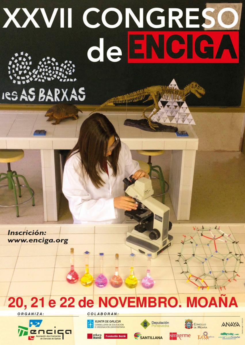 Poster XXVII ENCIGA